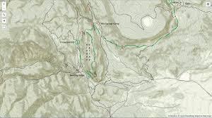 Philmont Scout Ranch Map Autumn Adventure
