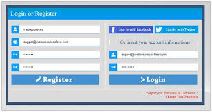13 best php login form templates web creative all