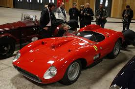 ferrari paryžiaus aukcione u201eferrari u201c parduotas už rekordinę sumą delfi auto