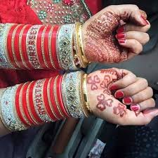 wedding chura with name bridal chura bridalchura instagram photos and