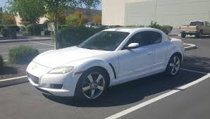 mazda made in usa how many 2008 mazda rx 8 anniversary limited editions were made for