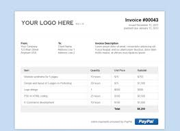 download email invoice template free rabitah net