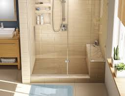 Bathroom Shower Pans Shower Kohler Shower Pan Stunning Seat Images Bathroom With