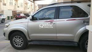 nissan pathfinder qatar sale toyota fortuner v6 4 0 litres for sale qatar living