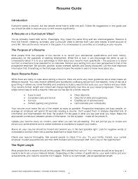 Personal Resume Examples Download How To Write A Personal Resume Haadyaooverbayresort Com