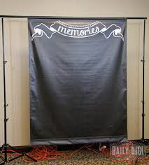 diy wedding photo booth diy photo booth for a wedding or special occasion the daily digi
