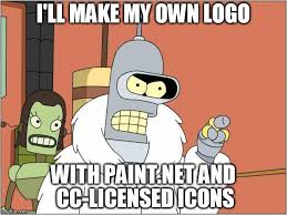 Create My Own Meme With My Own Picture - after getting four straight 500 bids for a very simple logo idea
