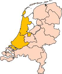 Map Netherlands Holland Wikipedia
