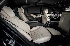 the new mercedes benz s class seats mobile office and centre of