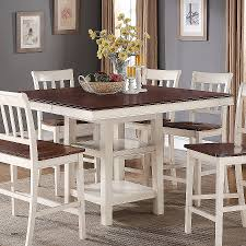 High Dining Room Tables Sets Kitchen Tables Awesome White Counter Height Kitchen Table Hd