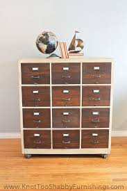 contact paper file cabinet vintage wood file cabinet knot too shabby furnishings