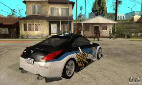 nissan 350z under 5k nissan 350z stock tunable for gta san andreas