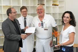 Spital Baden Kantonsspital Baden Neue Pflegedirektorin Neuer Chefarzt
