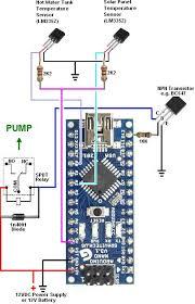 solar water heating pump controller reuk co uk