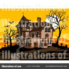 haunted houses clipart haunted house clipart 20816 illustration by holger bogen