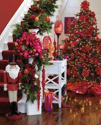 Flower Decorations For Christmas Tree by Beautiful Red Christmas Tree Decoration Ideas Christmas Celebrations