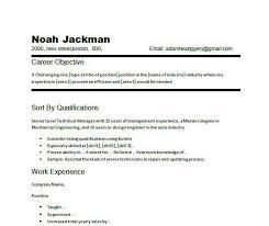 download resume objective samples haadyaooverbayresort com