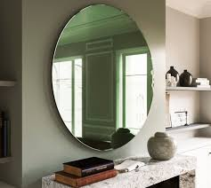 Decorative Mirrors Trend Alert 9 Tinted Decorative Mirrors Remodelista