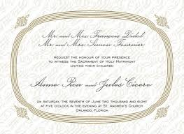 Sample Of Wedding Invitation Cards Wording Wedding Invitation Picture Short Wedding Verses For Cards Back