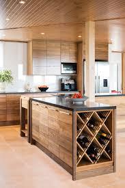 kitchen wine storage ideas kitchen beach style with wood metro