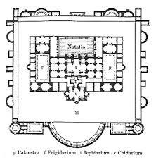 Baths Of Caracalla Floor Plan Photo Blog Roman Baths My Journey Abroad