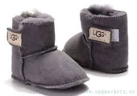 ugg erin sale ugg 5202 infants erin grey for baby montreal uggs boots