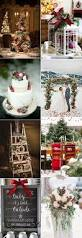 18 stunning christmas themed winter wedding ideas emmalovesweddings