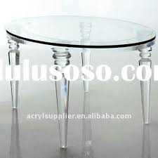 Clear Dining Room Table Acrylic Dining Room Acrylic Dining Room Manufacturers In Lulusoso