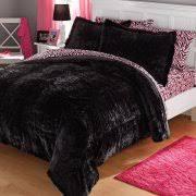 Girls Zebra Bedding by Zebra Print Bedding Sets