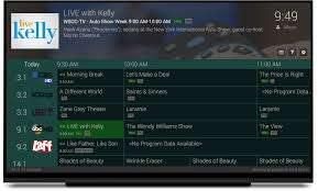 tv guide for android seek within live tv with the new android tv and tv app emby