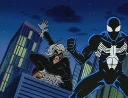 spider man cartoon fan