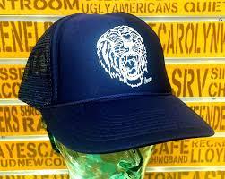 jerry tiger trucker hat