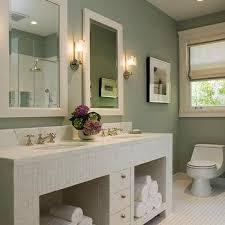 Bathroom Vanity Design by Sage Green Bathroom Design Ideas