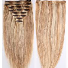 How To Use Remy Clip In Hair Extensions by Thick Double Weft Clip In Real Remy Human Hair Extensions Full