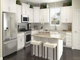 Kitchen Ideas With Island Redish Orange Luxury Kitchen Design With Simple Island And Tile