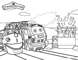 train coloring pages toddlers dessincoloriage