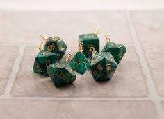 rainbow dice ornaments the dice of www dicetreasure