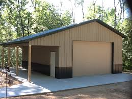 Custom Pole Barn Homes Custom Pole Buildings U0026 Homes Hagerman Construction Inc