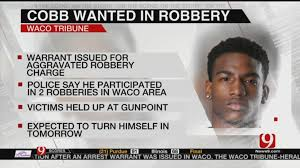 Cobb County Bench Warrants Aggravated Robbery Arrest Warrant Issued For Former La Vega Star