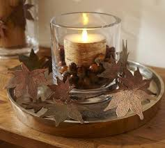 table centerpieces for home 25 acorn table centerpieces bringing feel into simple fall