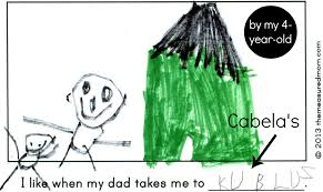 homemade father u0027s day gift from kids a book about dad the