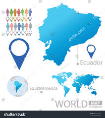 Ecuador On World Map by North America Centered World Wall Map Mapscom America Centric