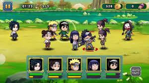 tutorial hack ninja heroes ninja rebirth hero saga chapter 2 youtube
