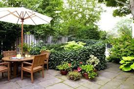 Small Garden Ideas Pinterest Small Garden Ideas Pile On Pots Tiny Front Garden Ideas