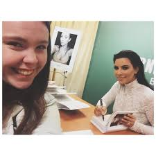 Barnes And Noble Book Signings Nyc Kim Kardashian At Her