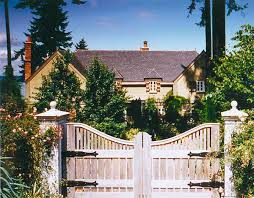 French Chateau Style Homes Wooden Gate To French Chateau Style Home Gates Pinterest