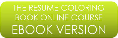 The Resume The Resume Coloring Book Online Course Lea Mcleod Job