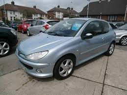 peugeot second hand prices used cars peugeot 206 nottingham