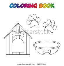 dog house coloring pages doghouse stock images royalty free images u0026 vectors shutterstock