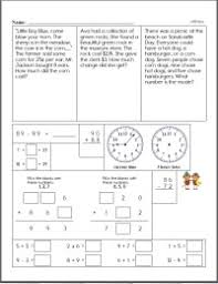 free word problems worksheets edhelper com